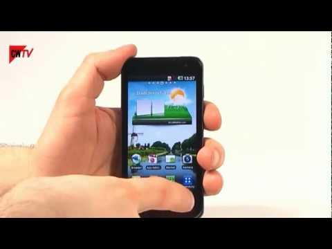 Smartphone: LG Optimus Speed | Computerwoche TV
