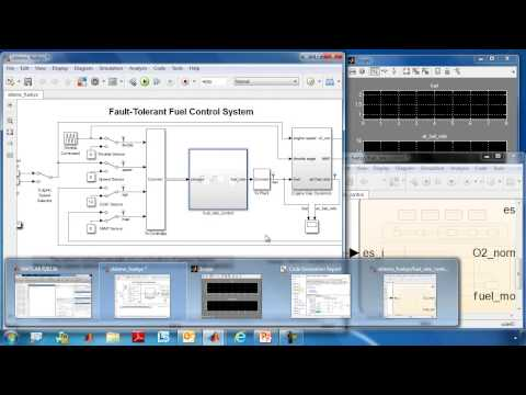 ARM Cortex M Optimized Code from MATLAB and Simulink