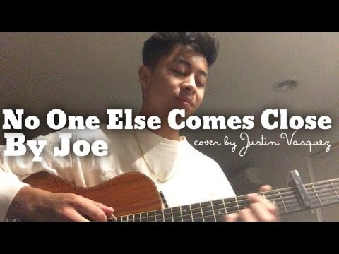 No One Else Comes Close x Cover by Justin Vasquez