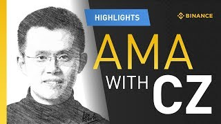 Binance Live AMA with CEO Changpeng Zhao No.2 5th March 2019