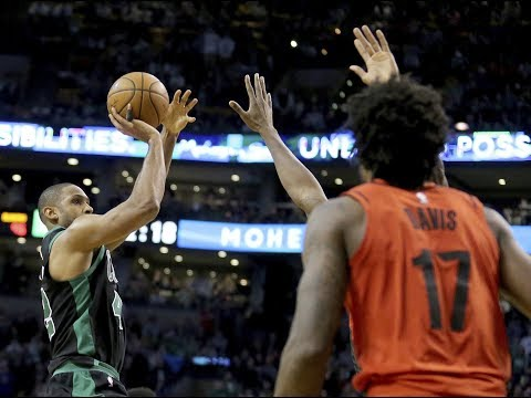 Al Horford thought Toronto Raptors succeeded with strategy against him