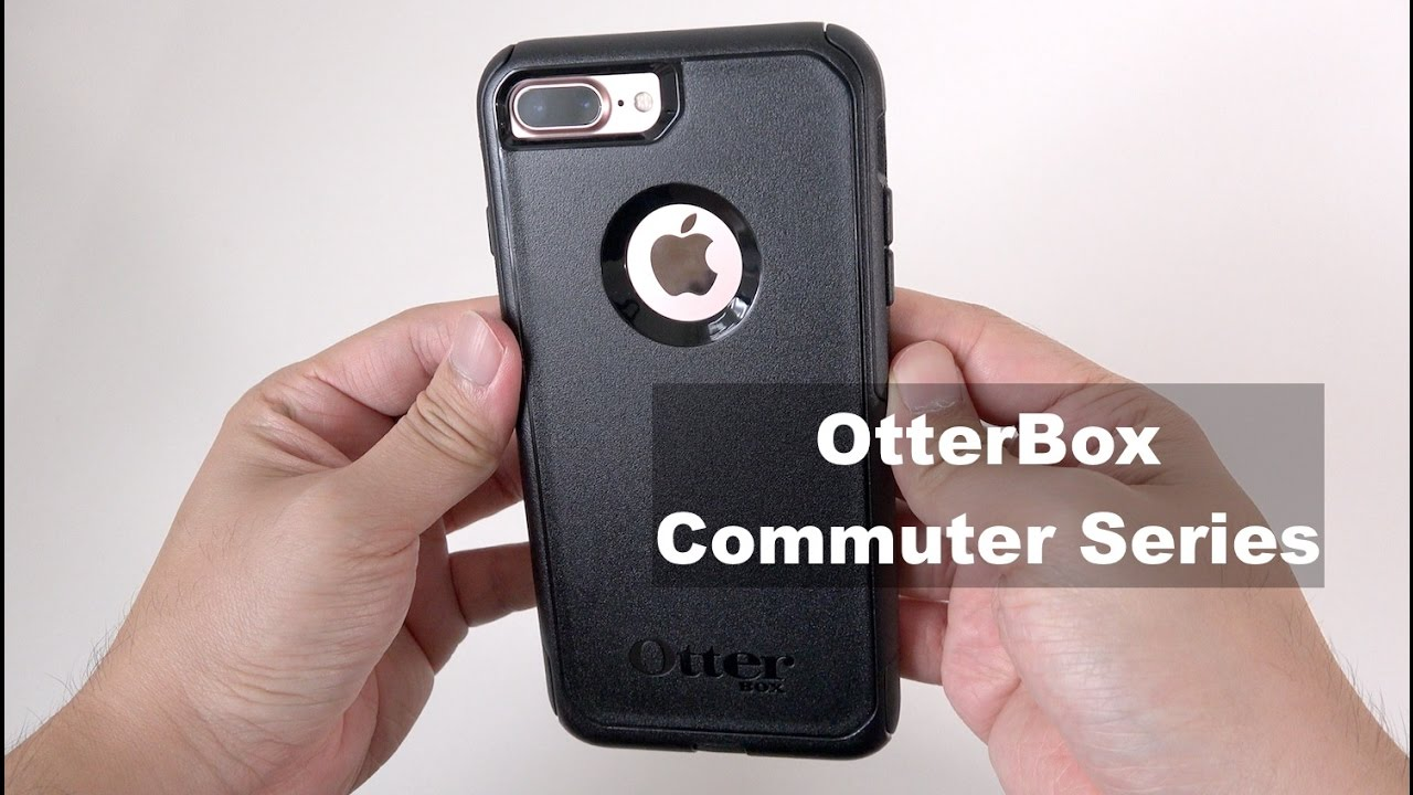 new concept f7200 8dcef OtterBox Commuter Series Case for iPhone 7 Plus - On-the-Go Protection