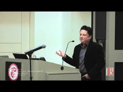 LBCC - Rudy Ruiz, Guest Speaker - English Department, Decemer 3, 2015