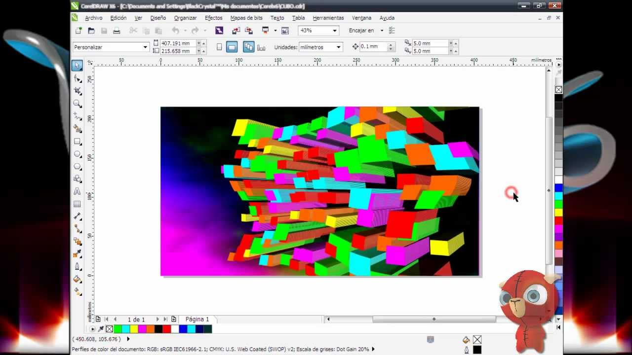 CorelDRAW Graphics Suite - Tutorials