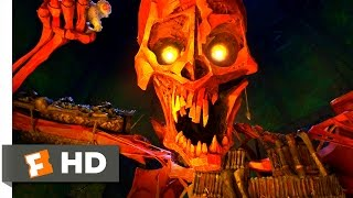 Kubo and the Two Strings (2016) - The Hall of Bones Scene (5/10)   Movieclips
