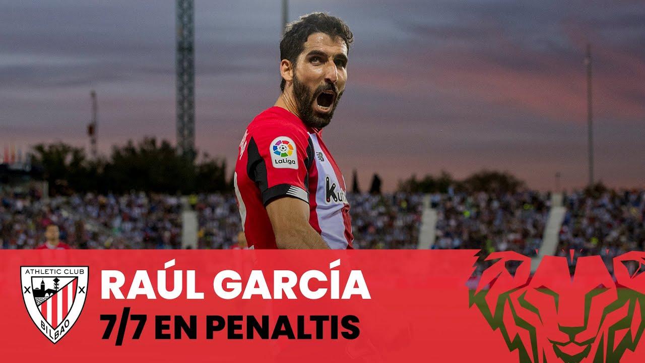 🎯 Raúl García I Penaltis LaLiga 2019-20 I Penalti jaurtiketak