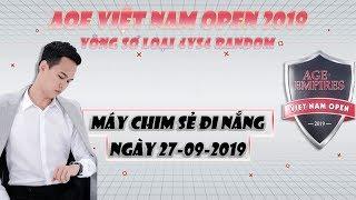 Trận 5 | Vòng Bảng | 4vs4 Random | GameTV vs Hà Nội | Ngày 27-09-2019