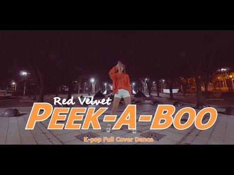 [K-pop] RED VELVET 레드벨벳 – PEEK-A-BOO 피카부 Full Cover Dance 커버댄스