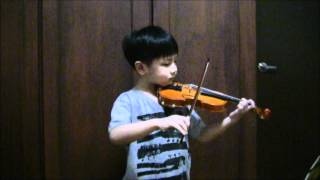 Kai Sern - Carrion Crow (violin practice)