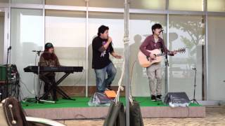 【LIVE】音子(ねこ) 2012.5.4金沢示野イオンタウン
