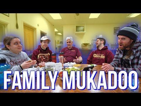 Breakfast Sandwich Family Mukadoo (VEGAN)