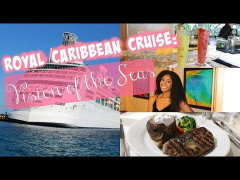 Cruise Vlog | Royal Caribbean Vision of the Seas