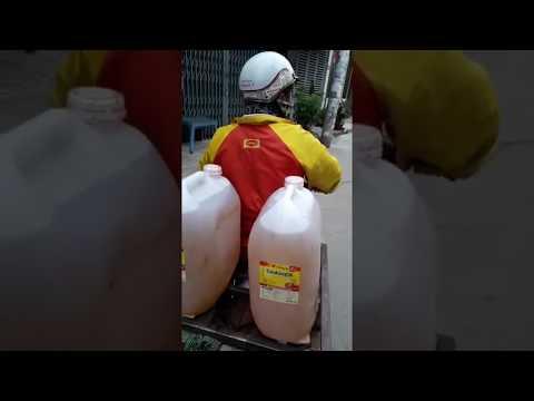 giao dầu ăn 25kg giá rẻ