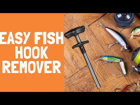 Easy Fish Hook Remover – Fishing