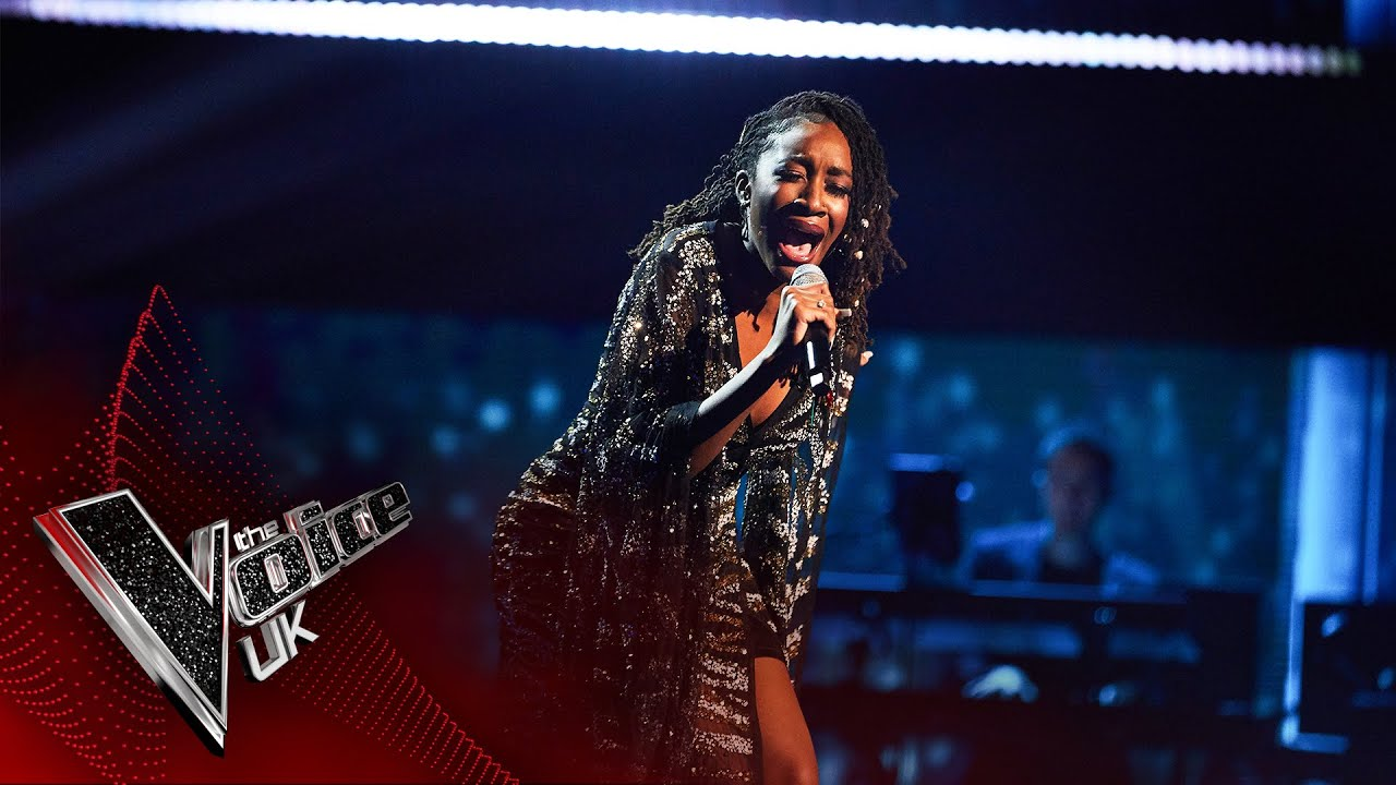 LONDON: Zim-born teen Blessing Chitapa wins The Voice UK 2020 - ZBC NEWS