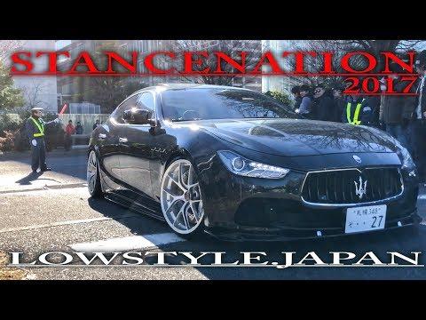 スタンスネーション 2017 STANCENATION JAPAN – 【搬入動画ラスト】