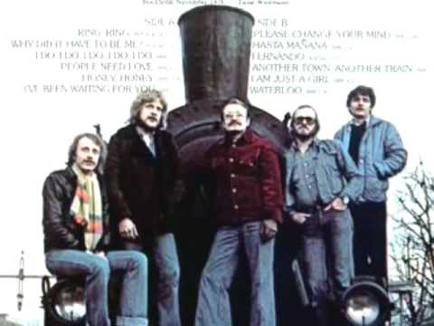 Nashville Train - Abba Our Way
