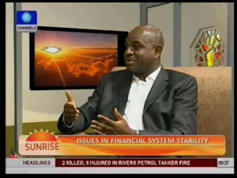 Moghalu on Nigeria's Financial System Stability PT 1