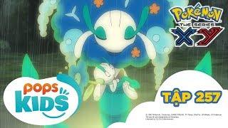 Pokémon Tập 257 - Numerugon Hướng Về Cầu Vồng! - Hoạt Hình Tiếng Việt Pokémon S18 XY