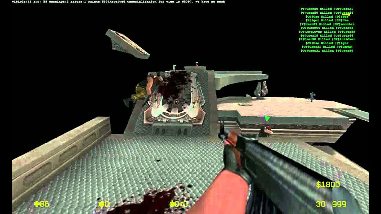 Counter-Strike vs Quake Live (web,android,ios) - YouTube