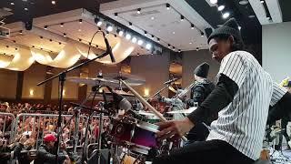 Nassim Habbat medley Ahmad Ya Habibi Concert Korea Selatan (drumcam) MP3
