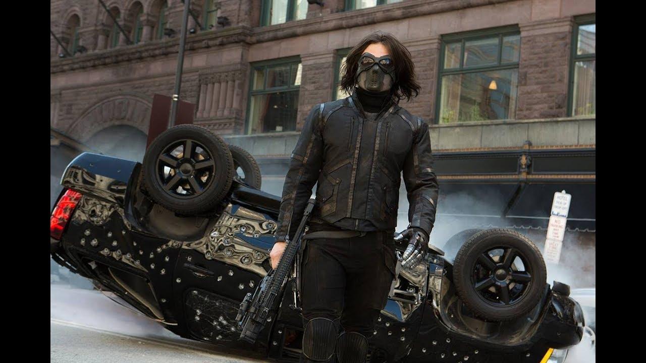 Download Captain America - Winter Soldier - Nick Fury Police Scene [HD]