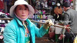 Vietnam || Da Lat Market || Lam Dong Province