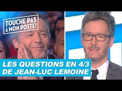 Les questions en 4/3 de Jean-Luc Lemoine : Le vol de capotes