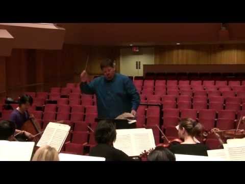 Doug Hoppe Conducts Beethoven's Leonore Overture No.3