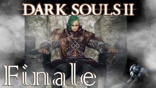 Dark Souls II #59 FINALE Eine neue Herrscherin [Blind/Deutsch/Let
