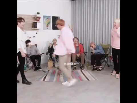 Jung kook and jhope hitting each other 😂😂