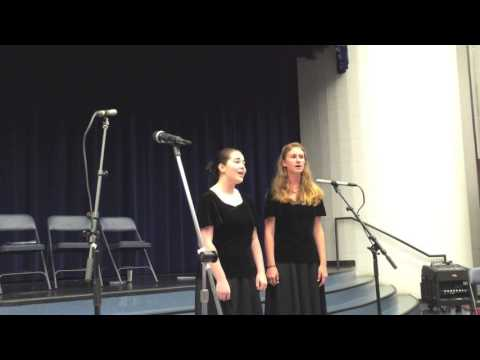 Madi & Addie Skye Boat Song