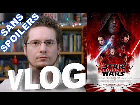 Download Youtube: Vlog - Star Wars VIII - Les Derniers Jedi (Sans Spoilers... Enfin, le moins possible...)