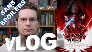 Vlog - Star Wars VIII - Les Derniers Jedi (Sans Spoilers... Enfin, le moins possible...)