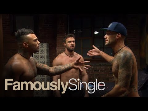 "Calum Best Feels Outnumbered on ""Famously Single"" 