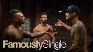 Calum Best Feels Outnumbered On
