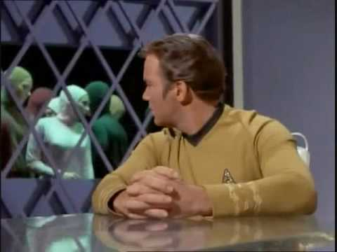 Over Population Nightmare from 1960s - Star Trek's Mark of Gideon