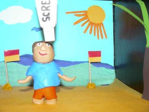 sun safety for kids. Take 2