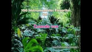 100 Instrumentales Favoritos vol  1 - 087 Cuando veo
