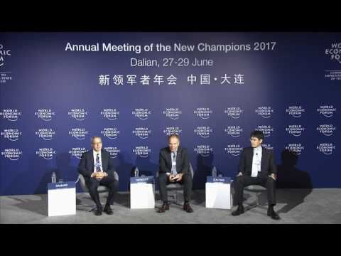 China 2017 - Press Conference: Blockchain: Realizing the Second Age of the Internet