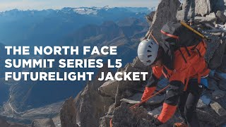 The North Face Summit Series L5 FUTURELIGHT™Jacket Review | Ellis Brigham Mountain Sports