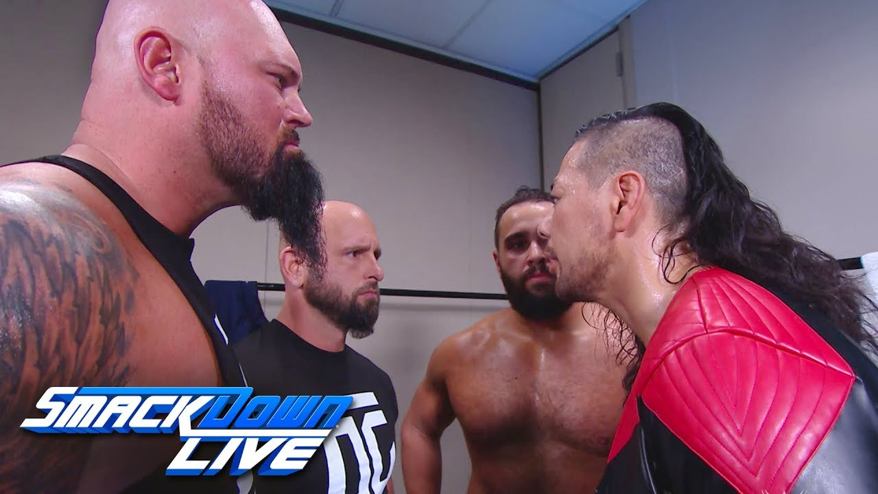 Gallows & Anderson call out Rusev & Nakamura: SmackDown LIVE, Jan. 29, 2019