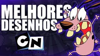 OS MELHORES DESENHOS DA CARTOON NETWORK DE TODOS OS TEMPOS