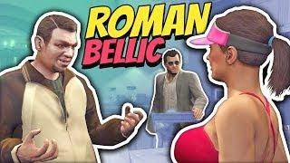 GTA 5 - ROMAN meets MICHAEL'S family