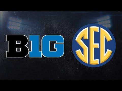 Is Big Ten East Better Than SEC East? | CampusInsiders