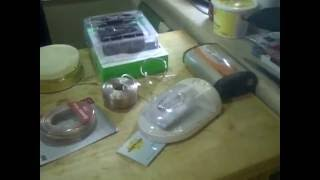 Small  Solar Power System Off Grid Appliances and Gadgets