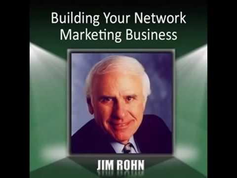 Jim Rohn Building Your Network Marketing Business   Audiobook