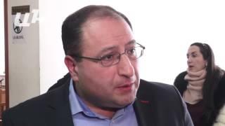 Վահան Շիրխանյանին պատգարակով չապահովեցին, նիստը հետաձգվեց