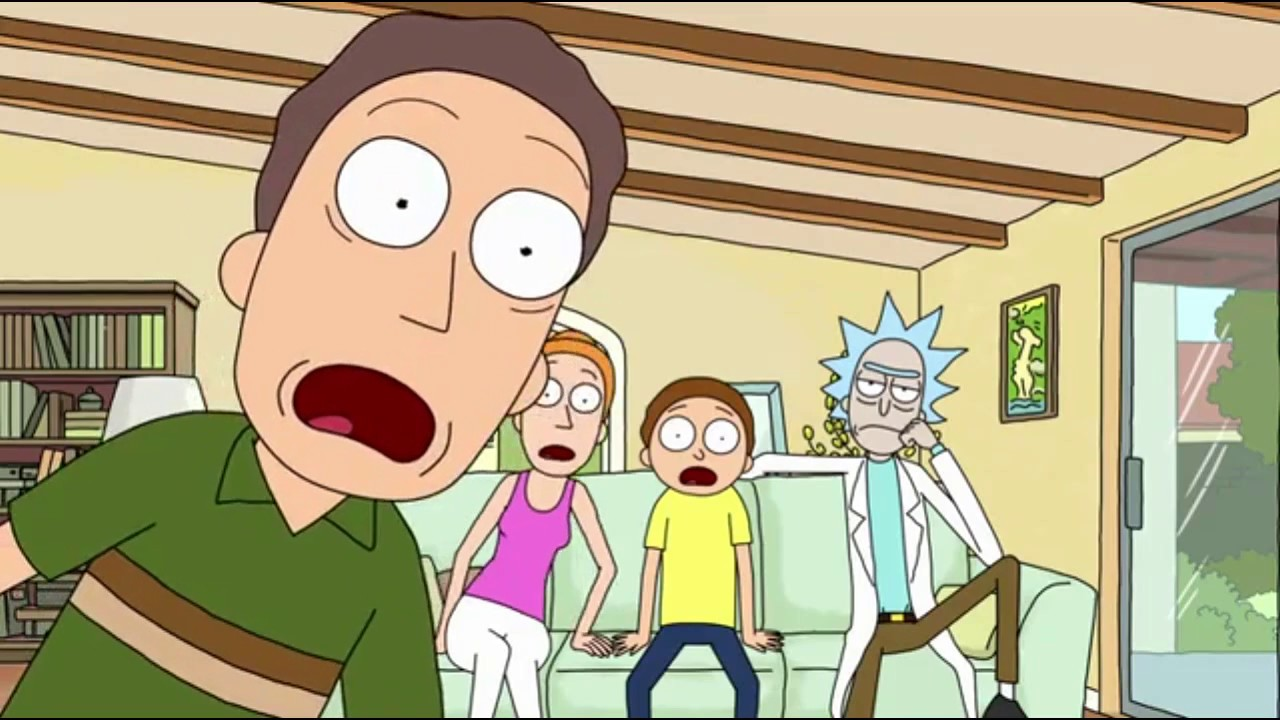 Download Rick And Morty Funny Moments Season 1 Episode 8