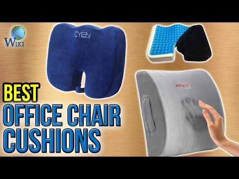 10 Best Office Chair Cushions 2017 Youtube